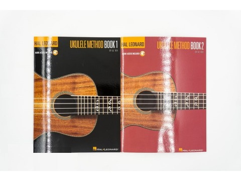 Hal Leonard Ukulele Method with CD