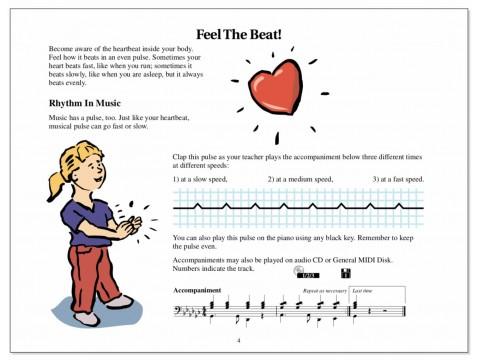 Giáo trình Piano Hal Leonard - MỸ
