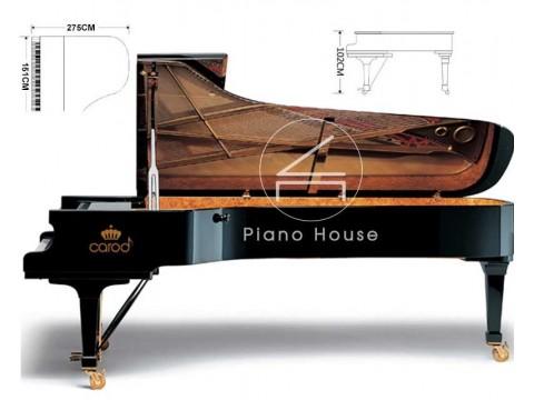 Đàn Piano Concert Grand là gì?