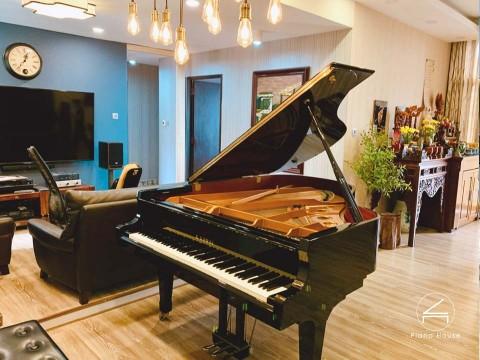 Review Đàn Grand Piano Kawai GX3