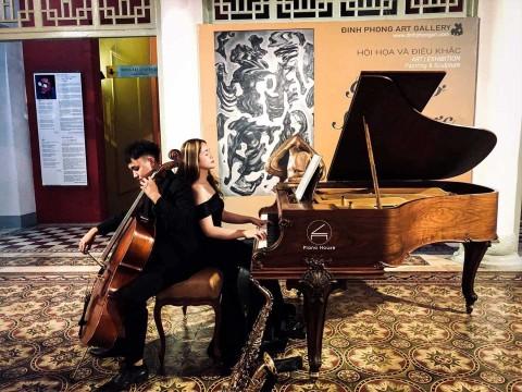 Giới Thiệu Thương Hiệu Piano Knabe & Co