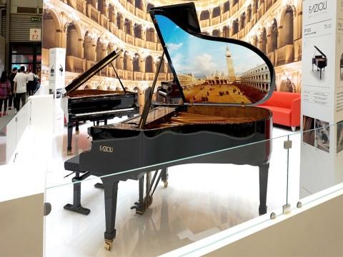 Piano Fazioli - cây đàn mọi nghệ sĩ đều muốn sở hữu