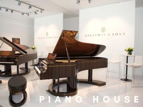 Đại dương cầm Fibonacci - kiệt tác của Steinway 2015