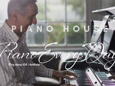 Ứng dung Roland Piano Everyday App