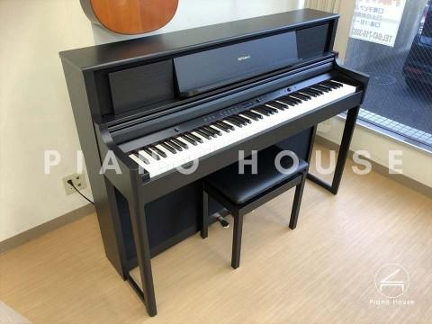 Review đàn piano điện Roland LX705