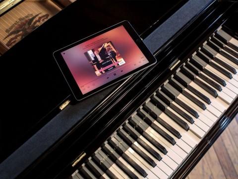 Hệ thống tự chơi piano cơ tự động PianoDisc PRODIGY