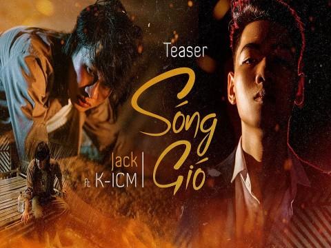Sheet piano Sóng Gió – Jack x K-ICM