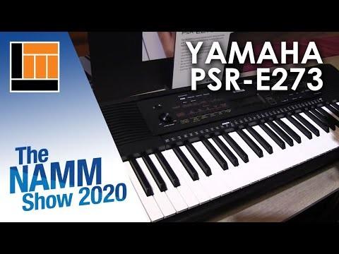 Yamaha PSR E273