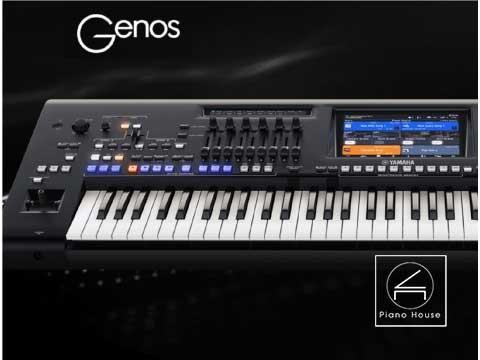 Yamaha GENOS