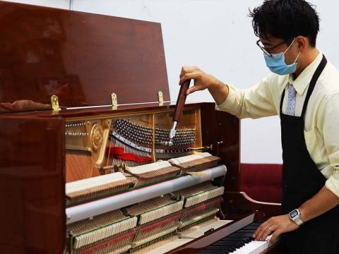 Giá bán thực đàn piano Apollo TAV series là bao nhiêu?