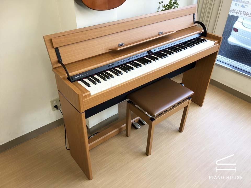 Đàn Piano ROLAND DP90E MC - Màu Nâu - Mới 97% - Giá Tốt HCM - BH 2 năm |  Piano House Vn