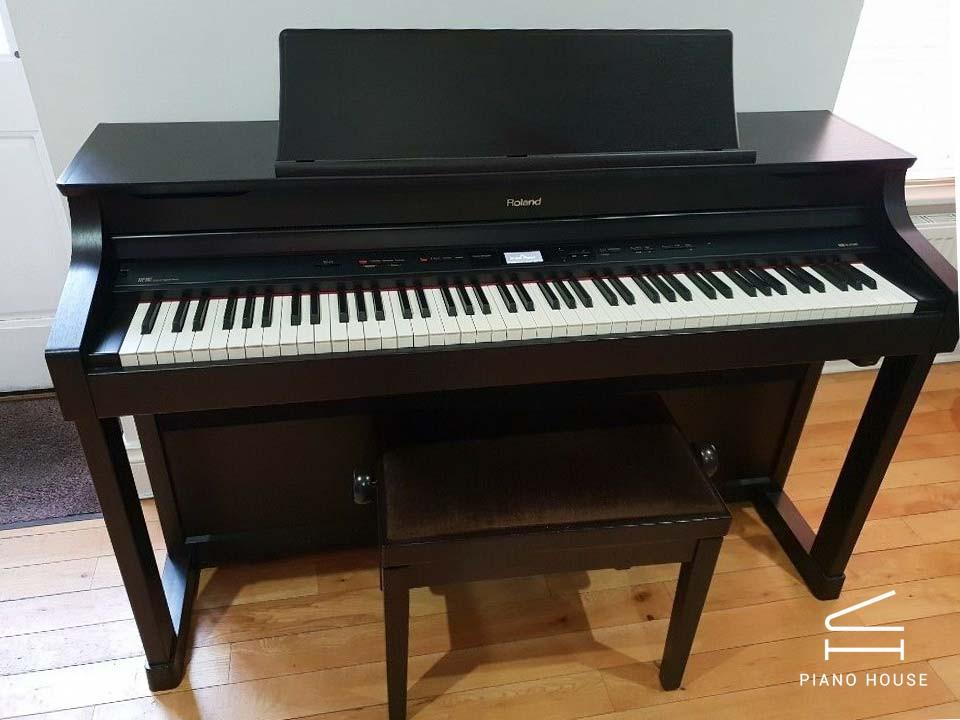 Sale 10%】Đàn Piano Điện Roland HP 307 - Dòng Cao Cấp | Piano House Vn