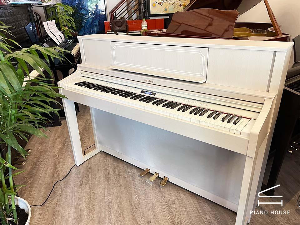 VIP】Đàn Piano Roland LX7-GP WA (Màu Trắng) | Piano House Vn