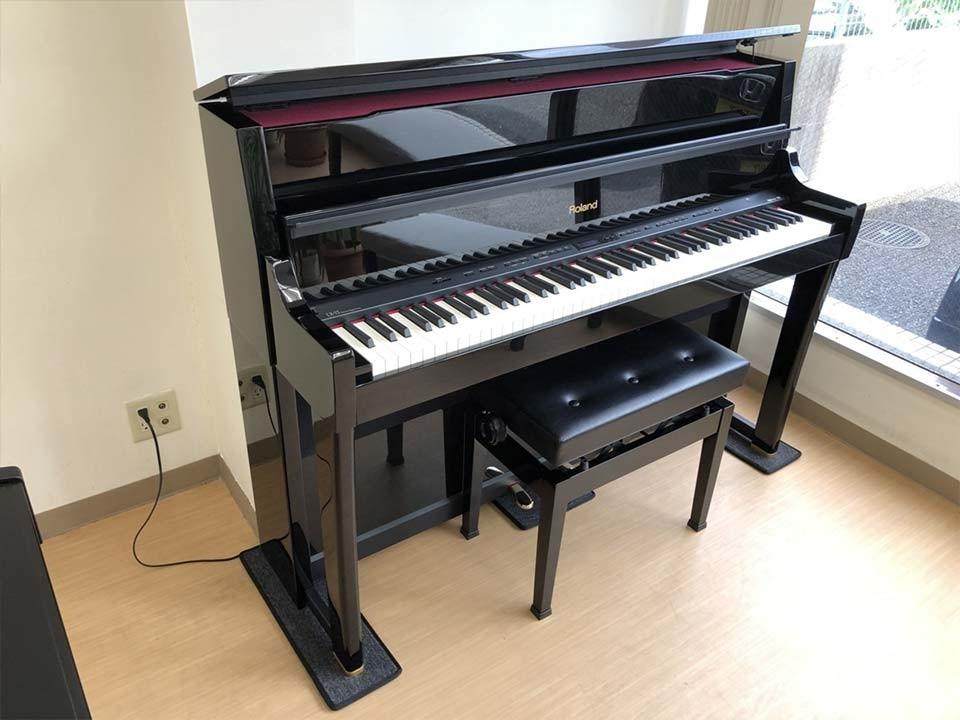 Đàn Roland LX15 PE - Đen Bóng - Mới 98% - Trả Góp 0% | Piano House Vn