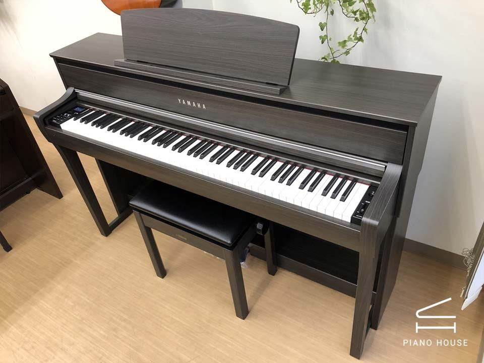 Đàn Piano Điện Yamaha CLP 675 DW - Phiên Bản Màu Đặc Biệt | Piano House Vn