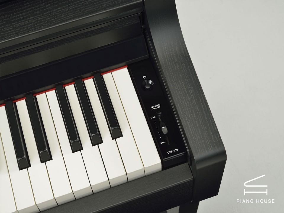 Đàn Piano YAMAHA CSP 150 - Dòng đàn piano thông minh 2019 | Piano House Vn