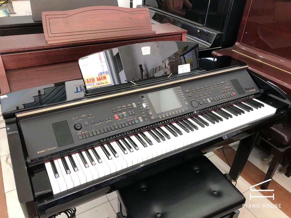 SALE 10%] Đàn Piano YAMAHA CVP 409 PE - Đen Bóng - Trả Góp 0% | Piano House  Vn