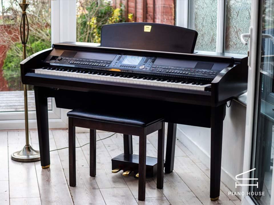 Đàn Piano YAMAHA CVP 405 R - Mới 95% - BH 2 năm | Piano House Vn