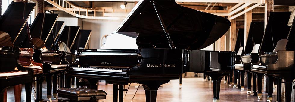 đàn piano mason hamlin