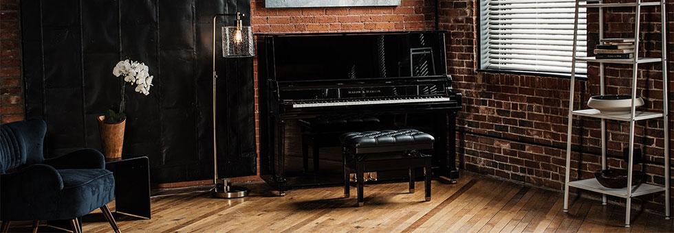 piano upright model 50 mason & hamlin