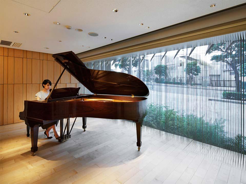 đàn piano japan