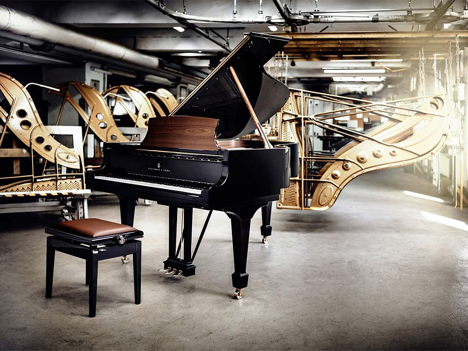 hướng dẫn chọn đàn piano steinway đã qua sử dụng
