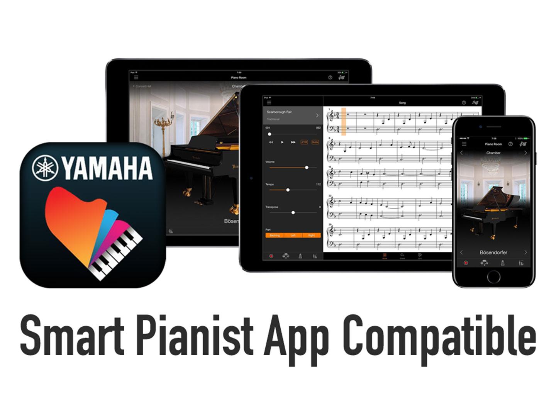 smart pianist yamaha