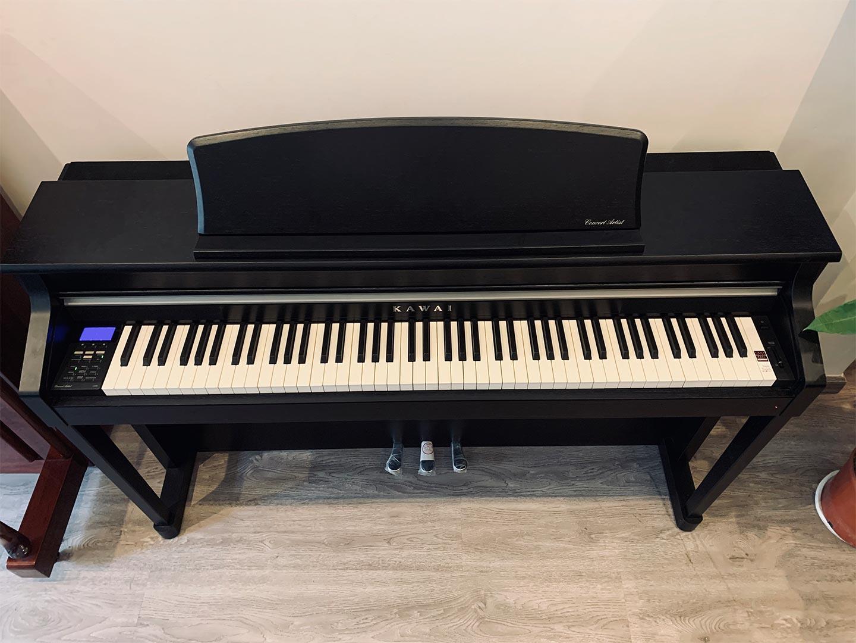 đàn piano kawai ca95