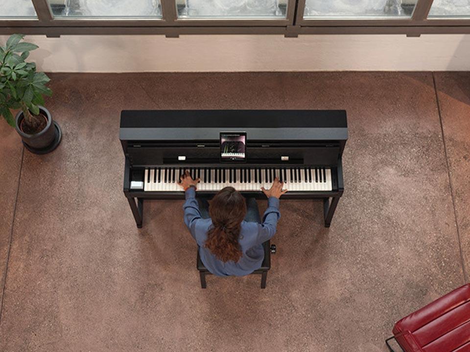 đàn piano điện kawai ca99