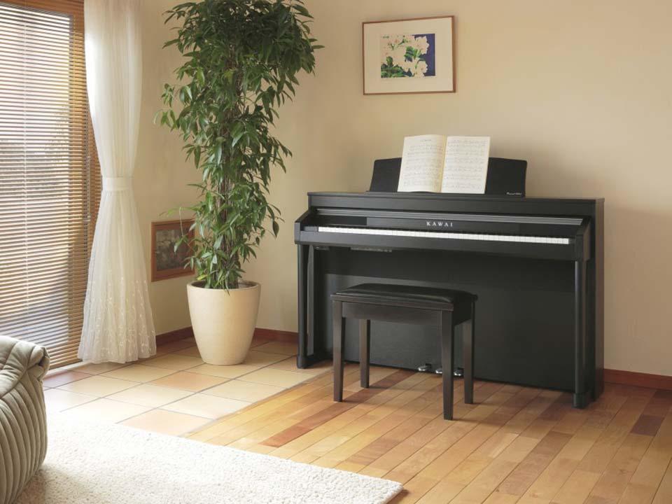 đàn piano điện kawai ca97