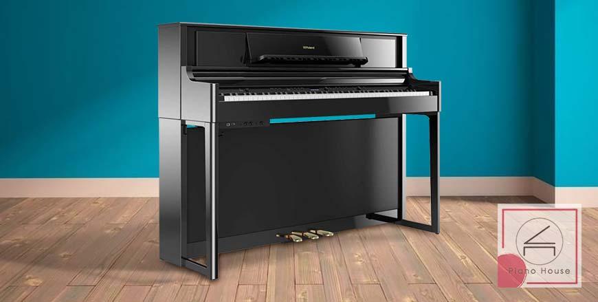 đàn piano điện roland lx705