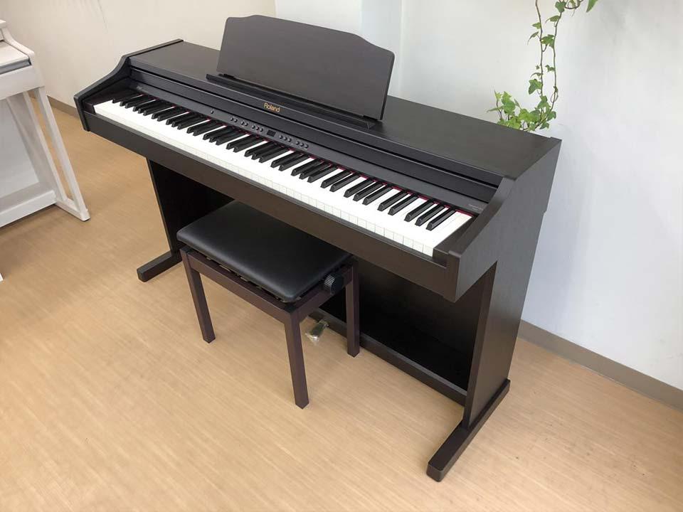 Đàn Piano Điện Roland RP-401R - Màu Nâu - Mới 97% - BH 2 Năm - Giá Tốt |  Piano House Vn