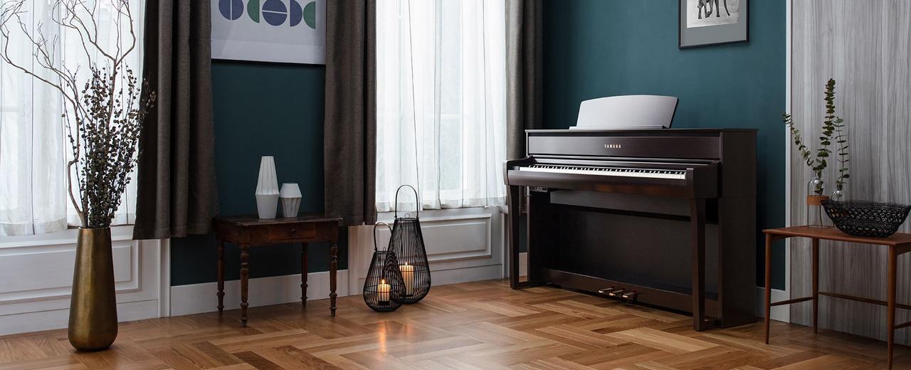 đàn piano điện yamaha clp 775