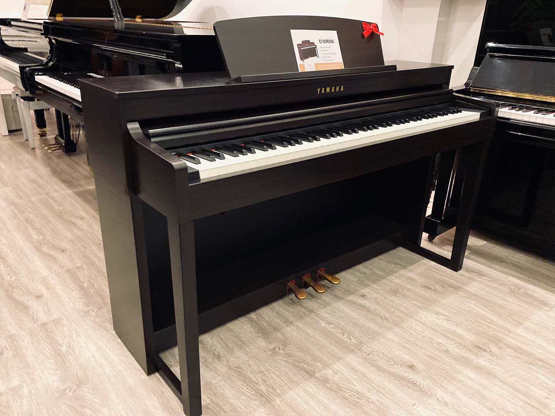 đàn piano điện yamaha clp 440