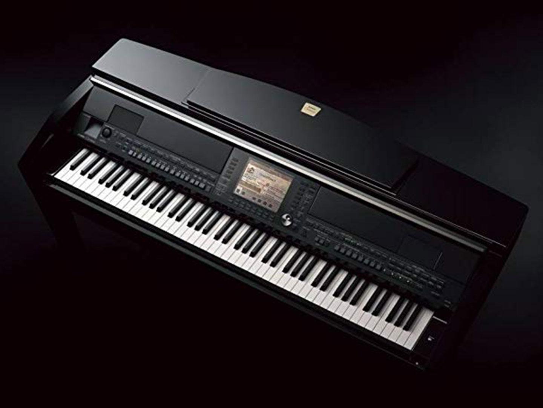 Bán đàn Piano YAMAHA CVP 509 PE đen bóng duy nhất HCM | Piano House Vn
