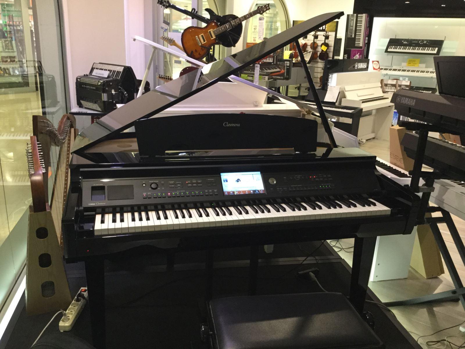 đàn piano yamaha cvp 709gb