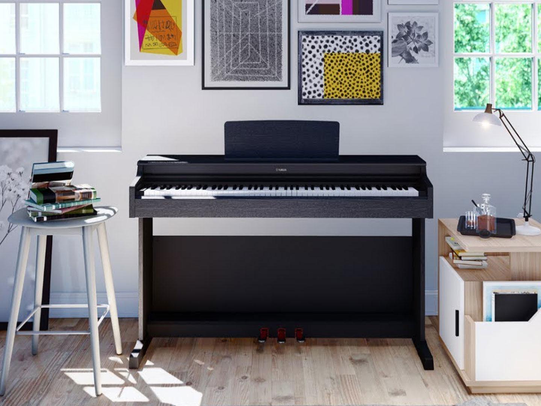 đàn piano yamaha ydp 144