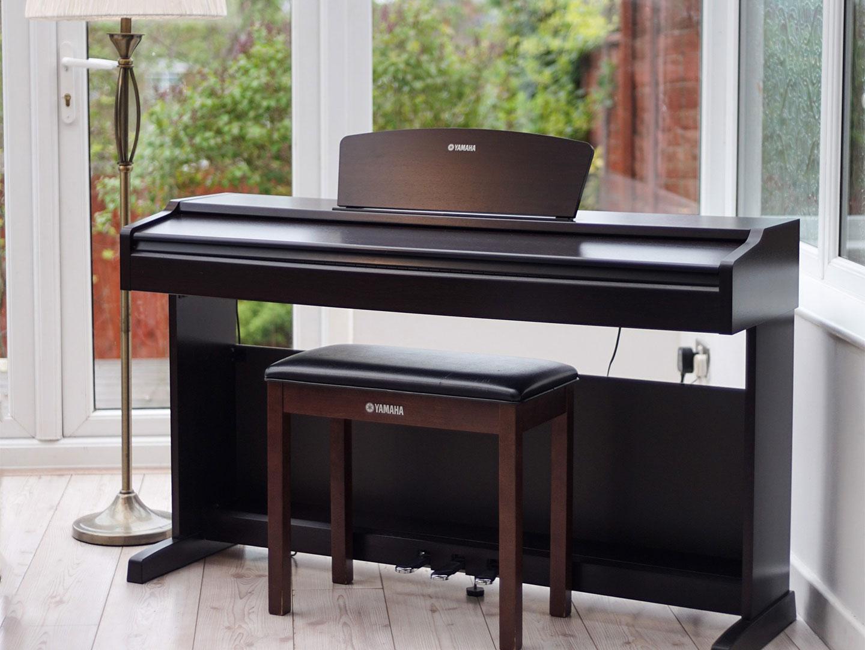 Sale 10%】YAMAHA YDP -123   Trả Góp 0%   Piano House Vn