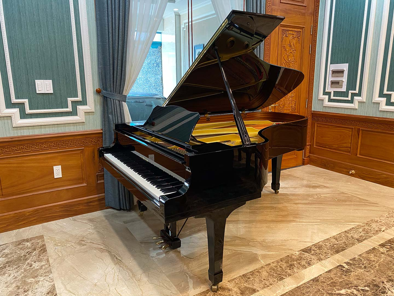 đàn grand piano yamaha c7a