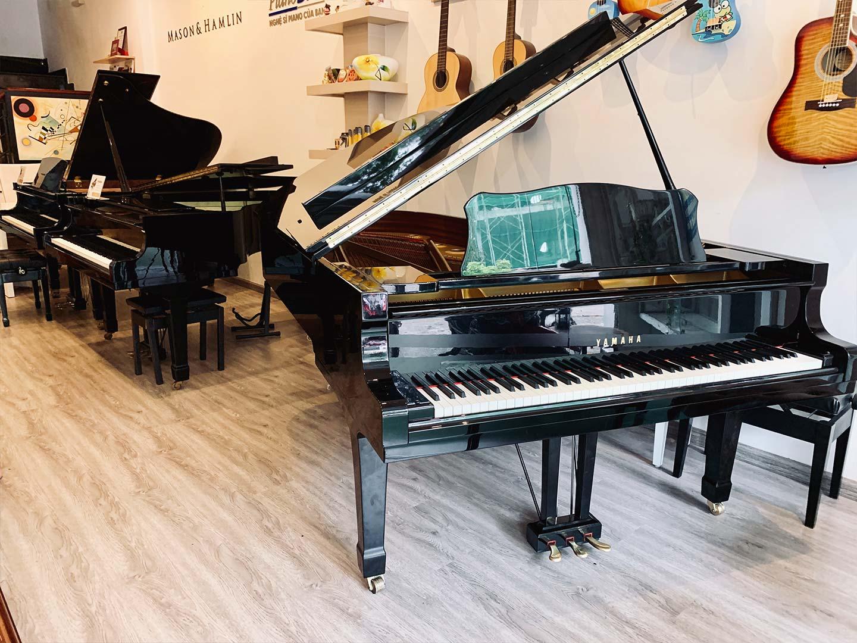 Tổng quan các dòng đàn Piano Yamaha