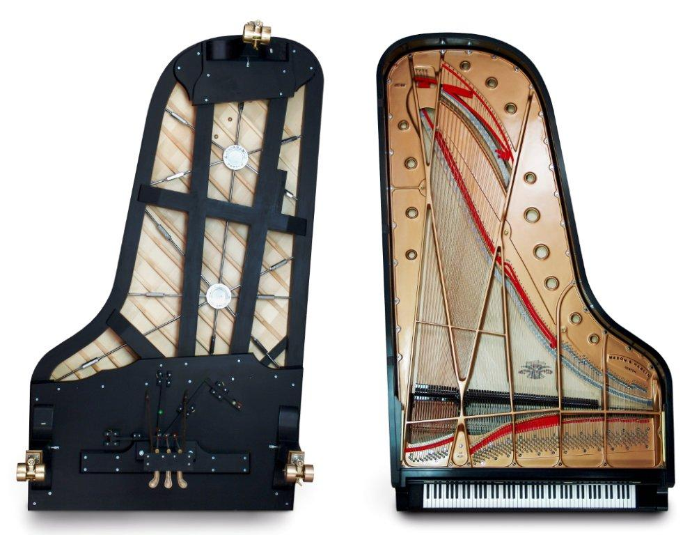 đàn piano mason & hamlin cao cấp nhất thế giới