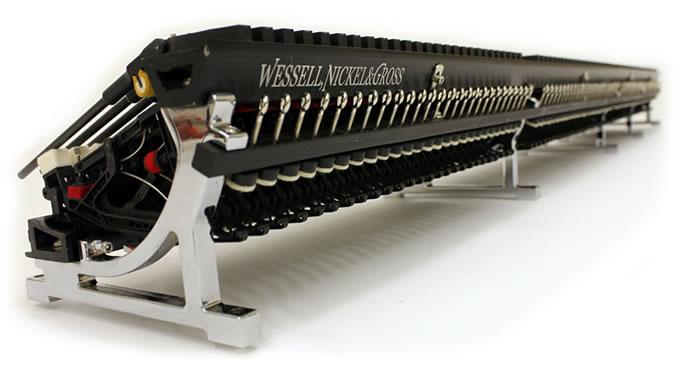 hệ máy action piano mason & hamlin
