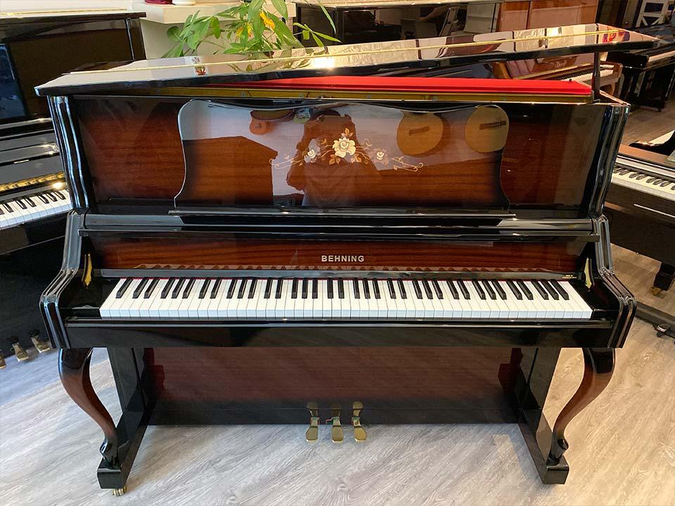 đàn piano Behning dx 1s cổ điển châu âu, nhập khẩu japan