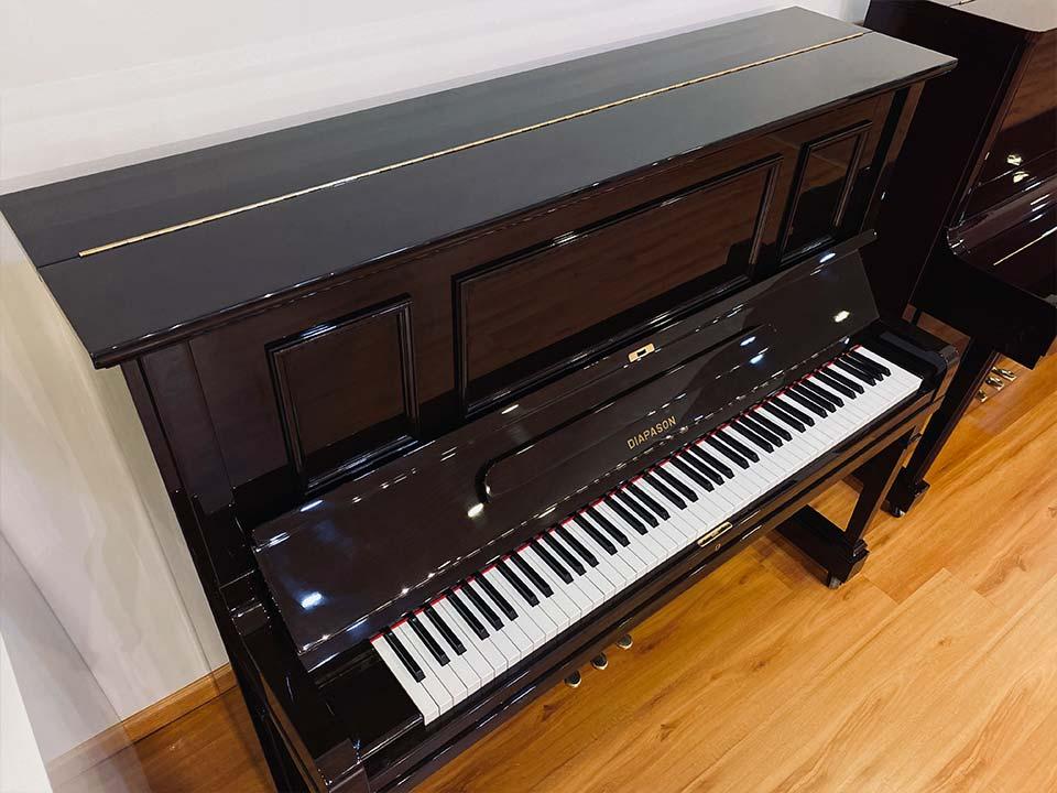 đàn piano diapason 132bw