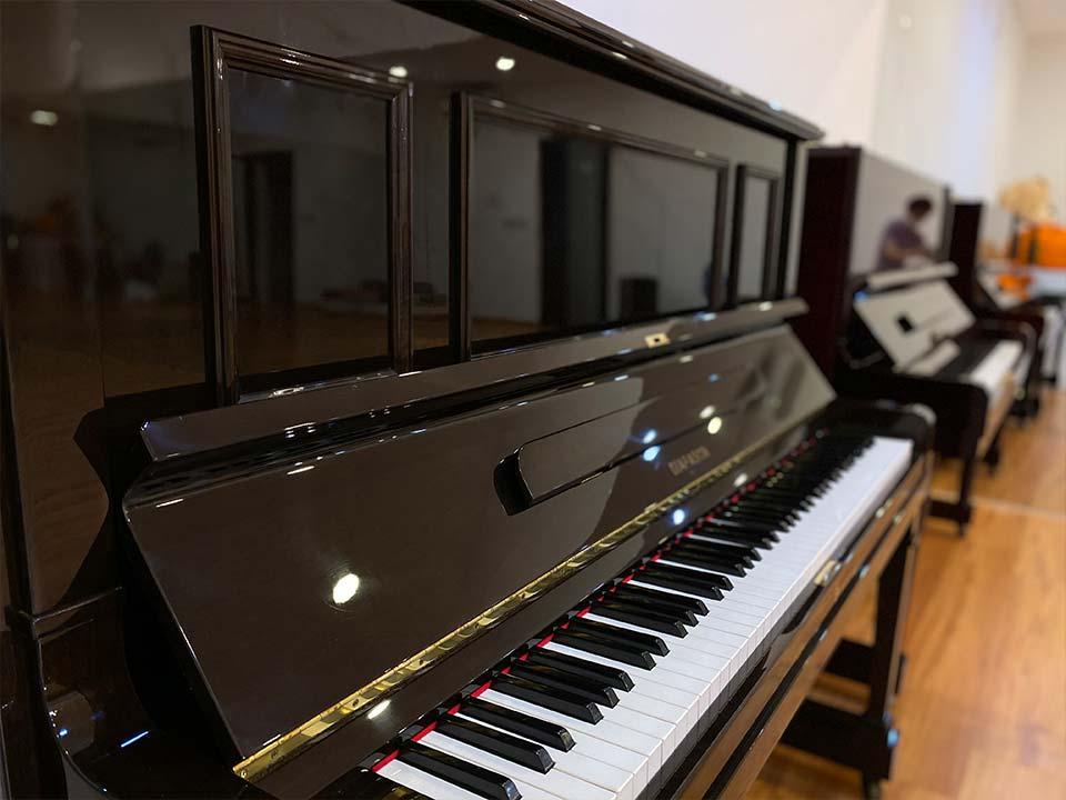 piano diapason 132 bw