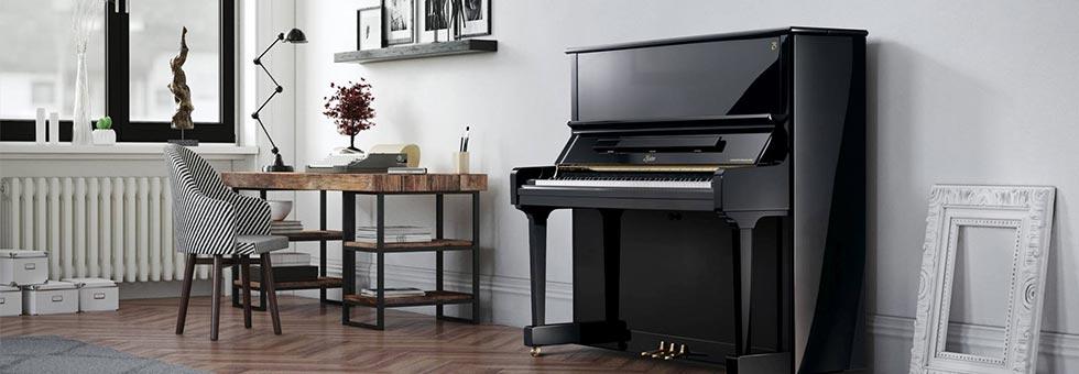 đàn piano boston up 132