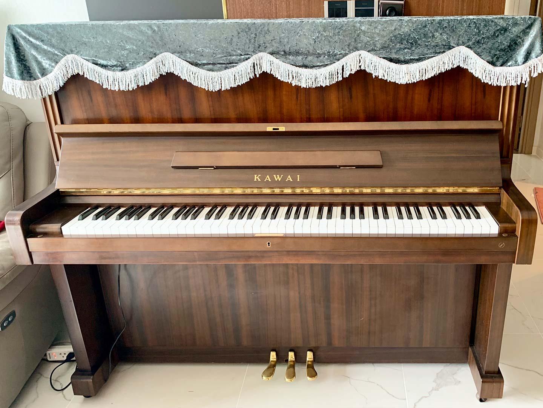piano kawai bl51 walnut