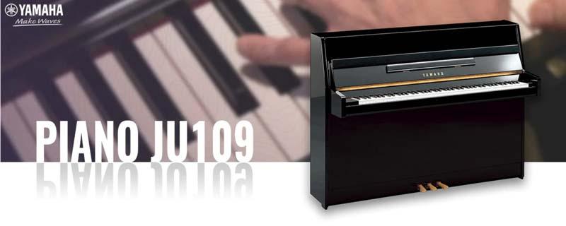 đàn piano cơ yamaha ju109
