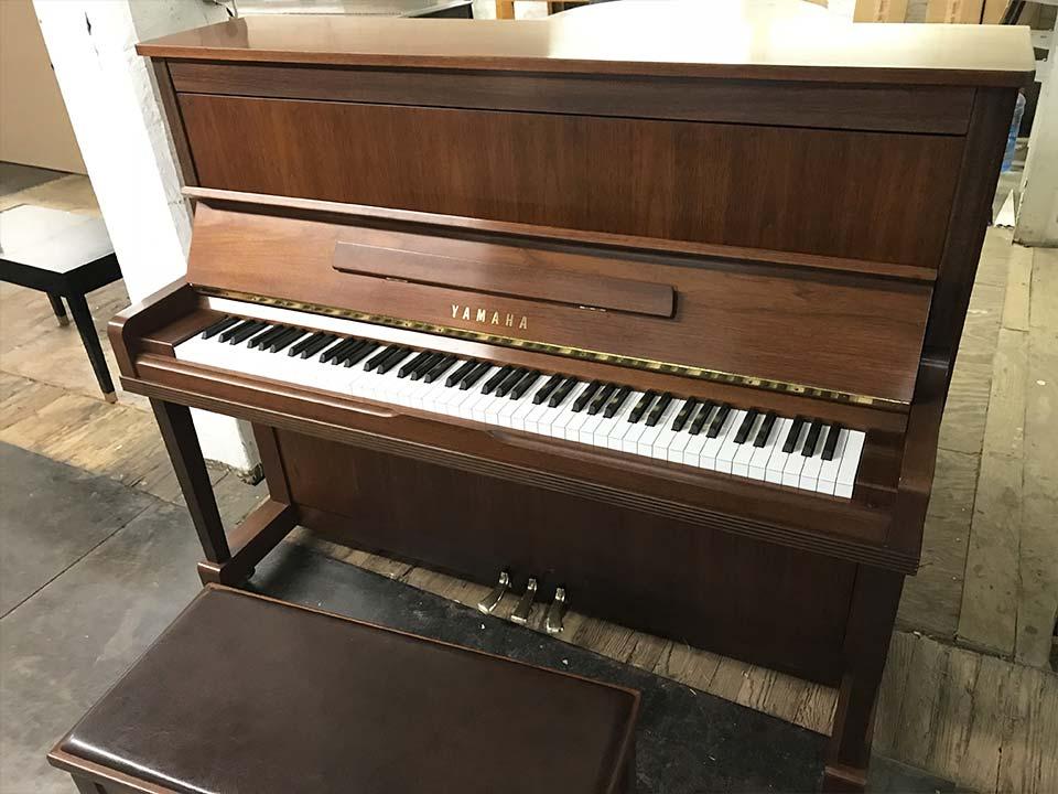 đàn piano yamaha u1e wn màu gỗ