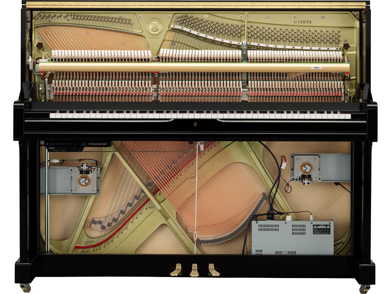 hệ máy silent SH piano yamaha